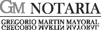 Notaría Gregorio Martín Mayoral